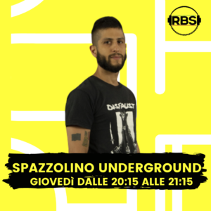 Spazzolino Underground